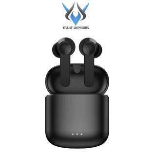 Tai nghe Bluetooth True Wireless Remax TWS-7 V5.0 kết nối từng tai riêng lẻ, âm thanh cực hay, pin dùng đến 4H