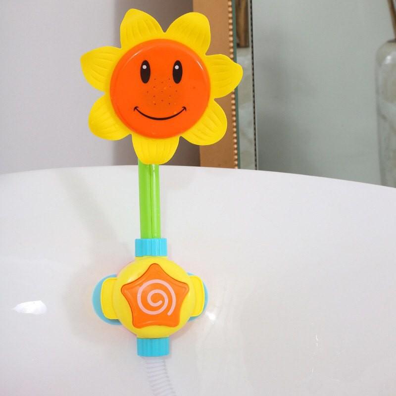 Bông hoa phun nước - Đồ chơi nhà tắm cho bé - Bông hoa đồ chơi phun nước - Đồ...