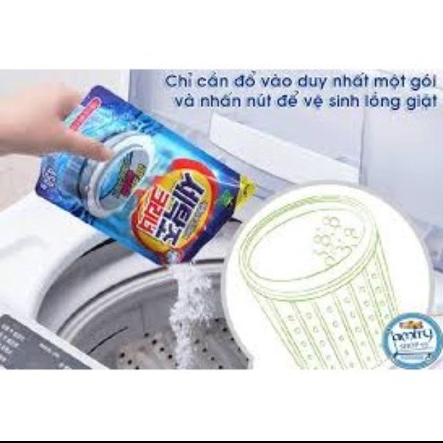 Bột tẩy lồng giặt Hàn Quốc