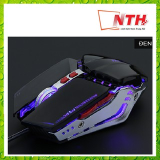 Chuột chuyên game 6D - LED 7 màu LIMEIDE G50 thumbnail