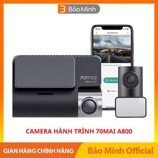 Camera Hành Trình Xiaomi 70mai A800 FREE SHIP 70mai A800 Dashcam giá rẻ. Ghi hình 4K Wifi GPS thumbnail