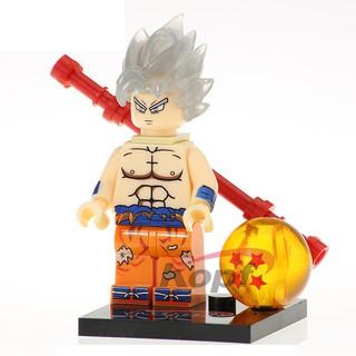 [Non-LEGO] Nhân Vật Son Goku Ultra Instic – Đồ Chơi Lắp Ráp KF456