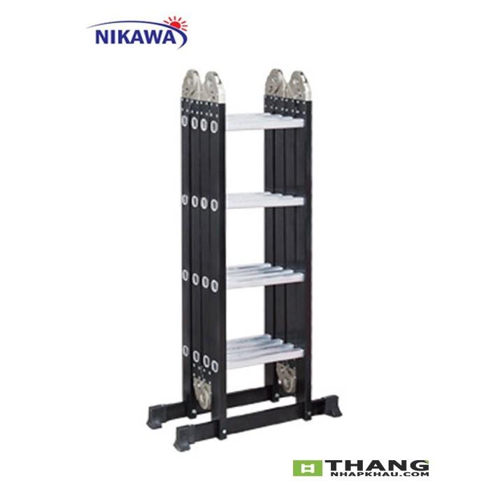 Thang gấp chữ M Nikawa NKG-44