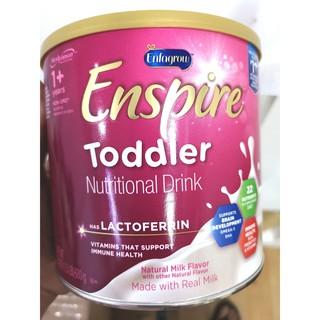 [Hàng Air có Bill]Sữa Bột Enfagrow Enspire Toddler Lactoferin trẻ từ 1 tuổi 680g