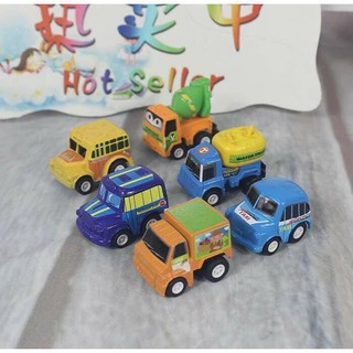 Set ô tô 6 chiếc Trợ giá