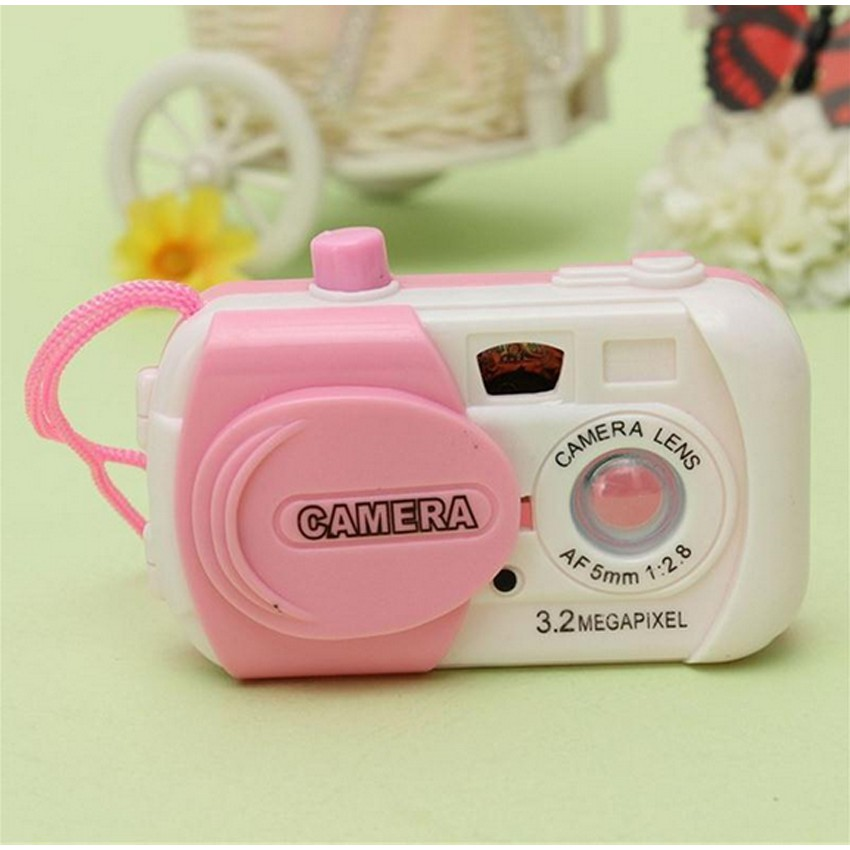 Creative Study Camera Take Photo Animal Learning Educational Toy For Baby Kids dn