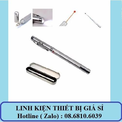 Bút trình chiếu 4 in 1( Đèn pin, giảng dạy, laser pointer, bút bi) - 3007127 , 263436965 , 322_263436965 , 60000 , But-trinh-chieu-4-in-1-Den-pin-giang-day-laser-pointer-but-bi-322_263436965 , shopee.vn , Bút trình chiếu 4 in 1( Đèn pin, giảng dạy, laser pointer, bút bi)