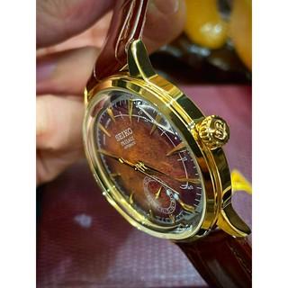 Đồng hồ Nam Seik cổ điển sang trong, thẻ bào hành 12 tháng (Seiko)