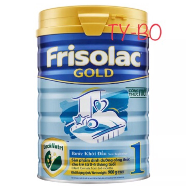 Frisolac gold 1 hộp 400g (date t01/2020)