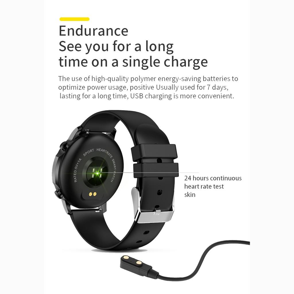 Đồng Hồ Thông Minh Cobrafly 2020 V23 Cho Android Ios Không Thấm Nước Ip67 Màn Hình 1.28 Inch
