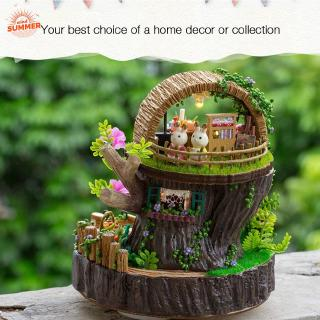 Toy DIY House Unisex Colorful Gifts Furniture Educational High Quality