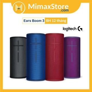 Loa Bluetooth Ultimate Ears Boom 3 | Hàng Chính Hãng | Digiworld Phân Phối