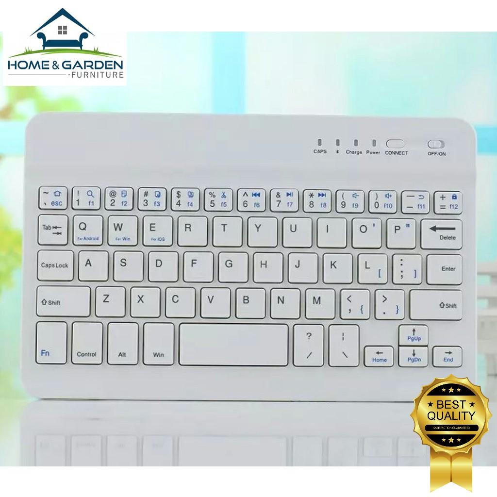 Bàn phím bluetooth mini cao cấp cho Ipad, máy tính bảng, laptop (màu trắng) - 3577589 , 951389391 , 322_951389391 , 179000 , Ban-phim-bluetooth-mini-cao-cap-cho-Ipad-may-tinh-bang-laptop-mau-trang-322_951389391 , shopee.vn , Bàn phím bluetooth mini cao cấp cho Ipad, máy tính bảng, laptop (màu trắng)