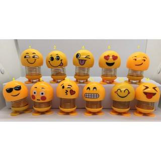 FREESHIP HN_Combo 7 thú nhún Emoji lò xo hình biểu tượng cảm xúc cỡ to – HOT