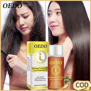 OEDO dưỡng tóc với thành phần nhân sâm ngăn ngừa rụng tóc giúp mọc tóc và phục hồi tóc hư tổn thumbnail