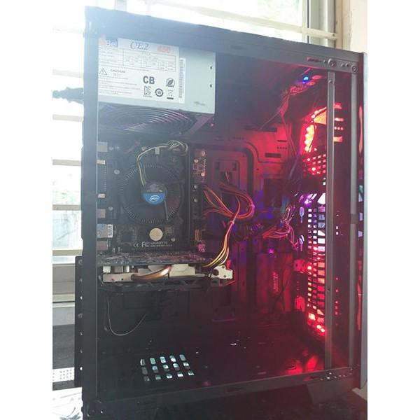 Bộ máy i3 4160 chiến game Max setting giá siêu rẽ BH 12 tháng