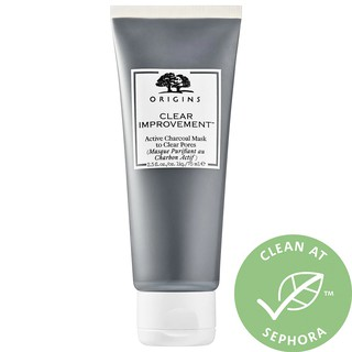 ORIGINS Mặt nạ than hoạt tính CClear Improvement Active Charcoal Mask to Clear Pores thumbnail