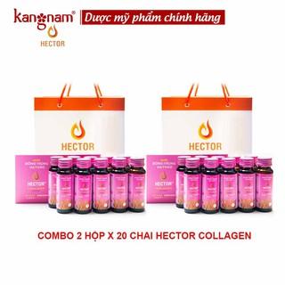Nước Đông Trùng Hạ Thảo Hector Collagen x 20 Chai thumbnail