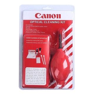 Bộ vệ sinh máy ảnh 7in1 dành cho máy DSLR (Đỏ)mắt kính nữ mắt kính nữ thumbnail