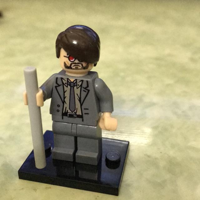 Minifigure nhân vật Dare Devil
