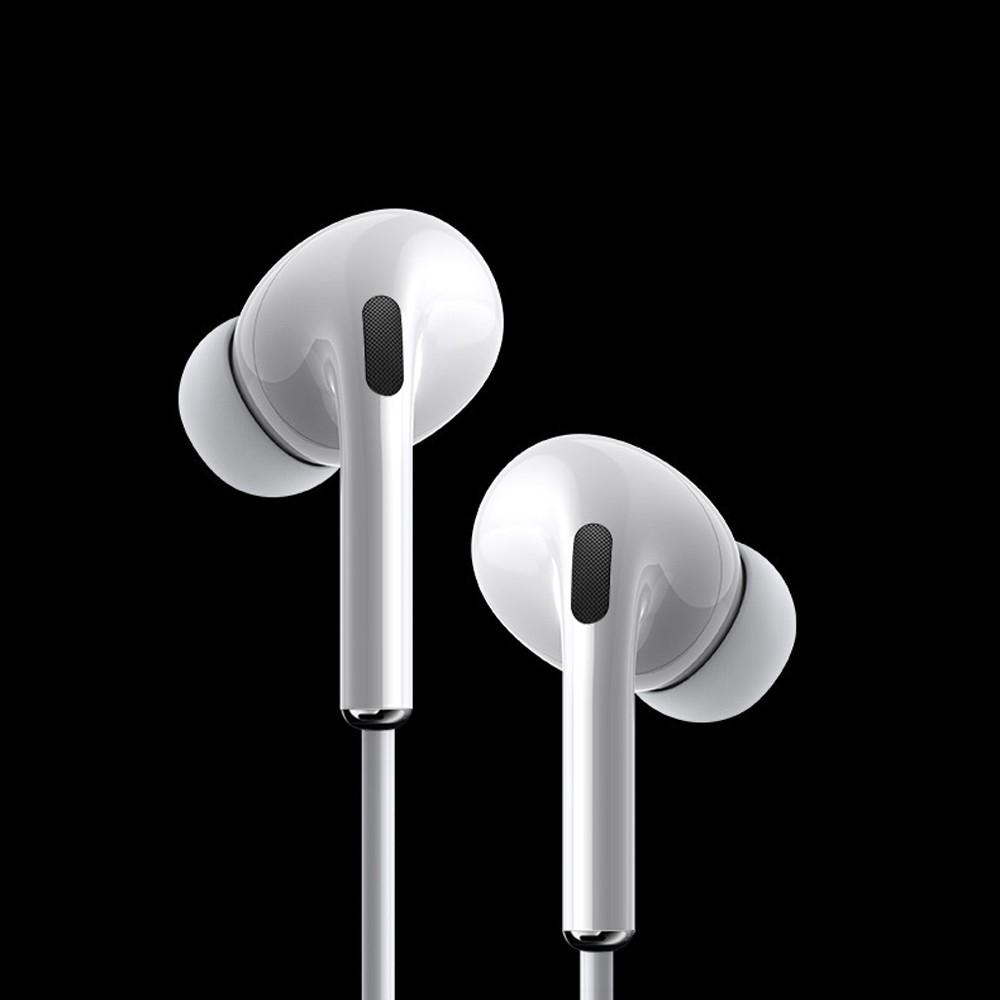 Tai nghe S35, tai nghe có dây với âm thanh vòm 360 độ, giảm tiếng ồn và chống nhiễu hiệu quả, thiết kế đẹp mắt