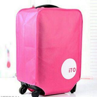 combo 2 túi bảo vệ vali chống bụi trầy xước 20 inch thumbnail