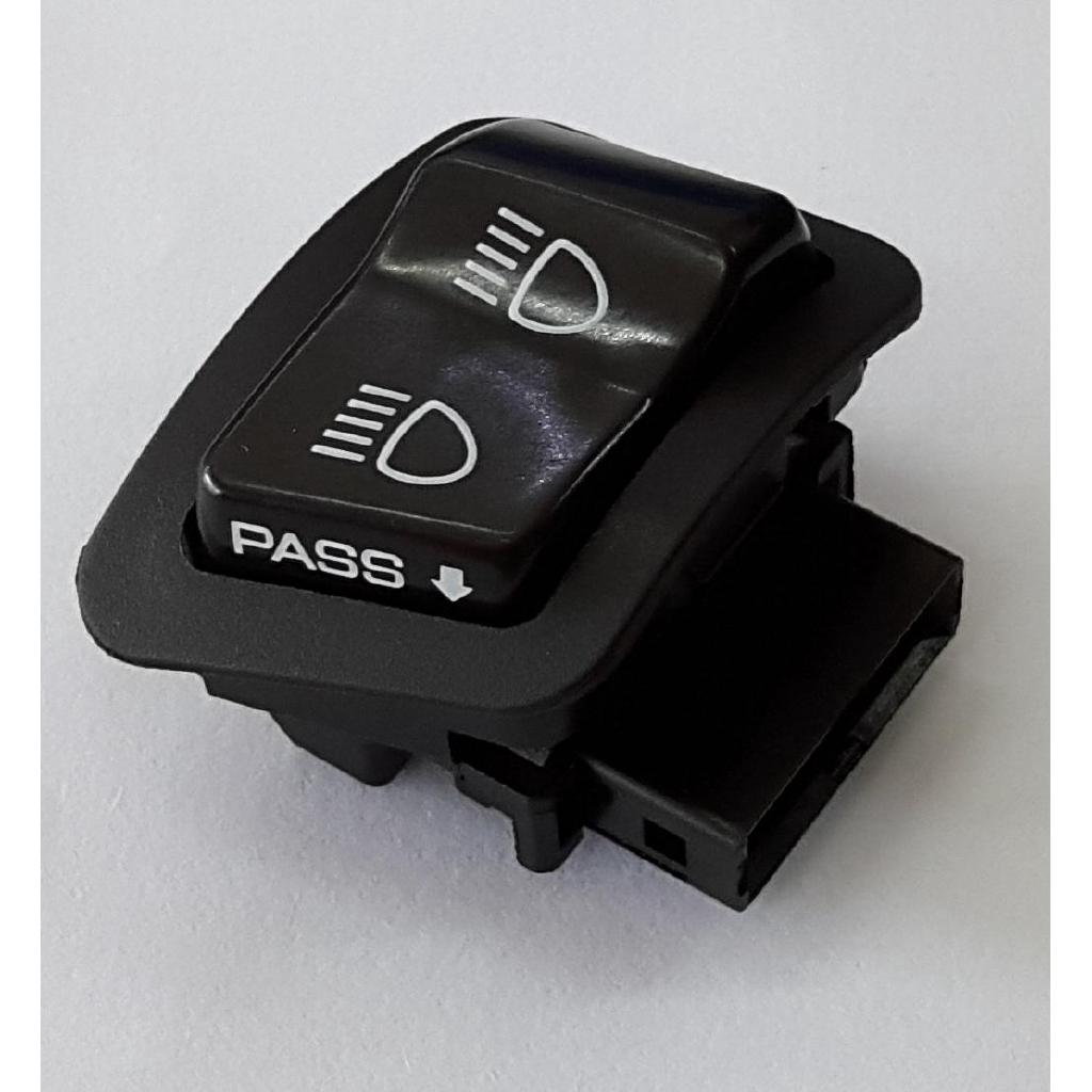 Công tắc Passing Sh + Tặng kèm chân cắm 1 dây (Future, New Wave, Xe Tay Ga hãng HONDA).