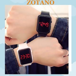 Đồng hồ dây đeo thời trang Led đẹp rẻ DH71 tiện dụng