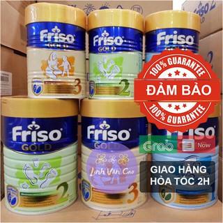 Sữa Friso Nga đủ số 1,2,3,4 (400g và 800g) Date mới, Chất lượng đảm bảo thumbnail
