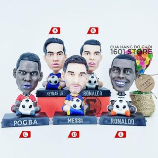 Đồ chơi mô hình các cầu thủ bóng đá – 5 mẫu