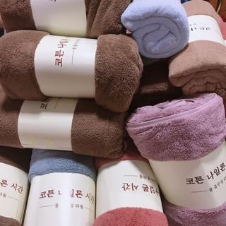 Khăn tắm Hàn Quốc loại 1 nặng 300g cái
