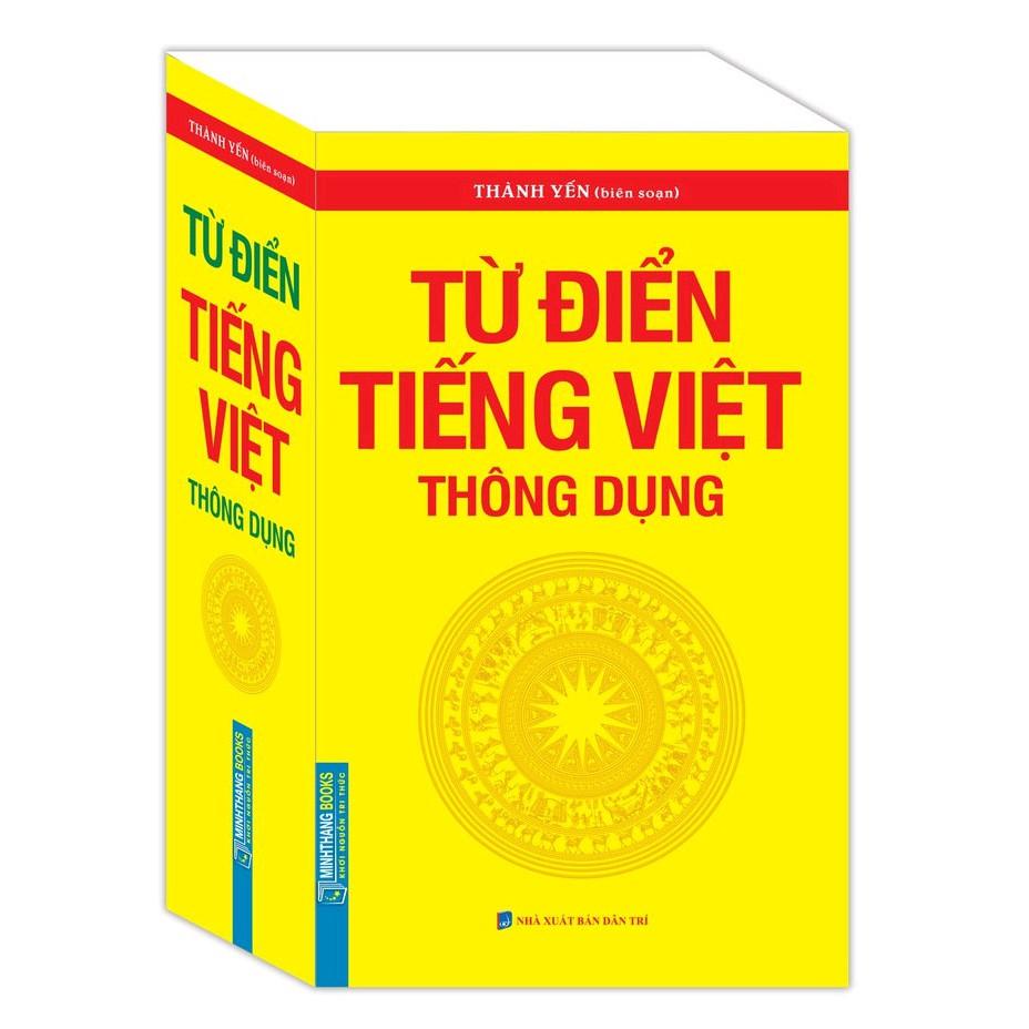 Sách Từ điển tiếng Việt thông dụng (bìa mềm)
