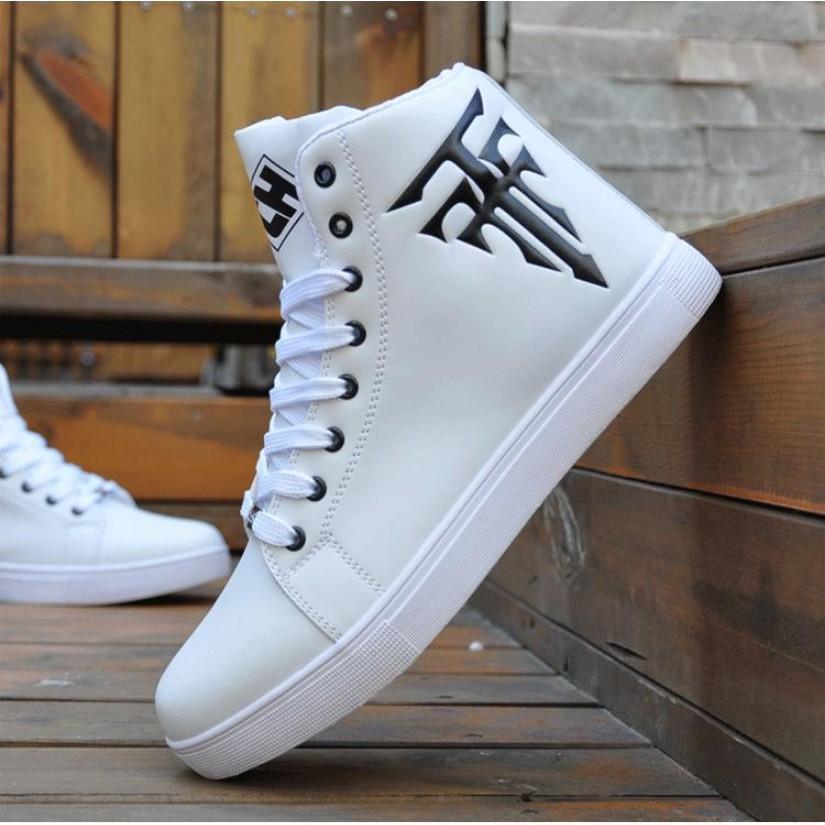 Giày bốt nam cổ ngắn Hàn Quốc nhập khẩu ZAVANS