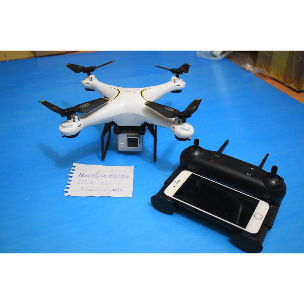 Flycam SG-600 camera HD 720p góc rộng