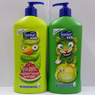 Tắm gội Suave Kids 532ml thumbnail