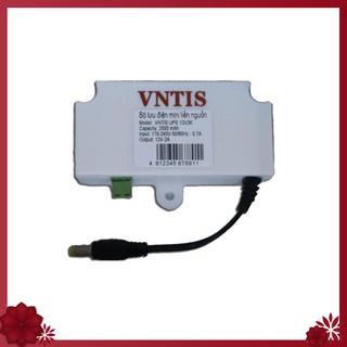 [XẢ GIÁ TÔT] Bộ lưu điện mini kèm nguồn 12v ( UPS 12v cho camera, bộ phát wifi , bảo hành 12 tháng)