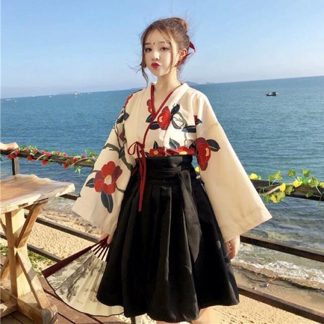 Hán phục cách tân trang phục cổ trang trung quốc hàng od