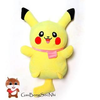Gấu bông Pikachu đáng yêu 50cm