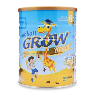 SỮA ABBOTT GROW GOLD 6+ (900G)