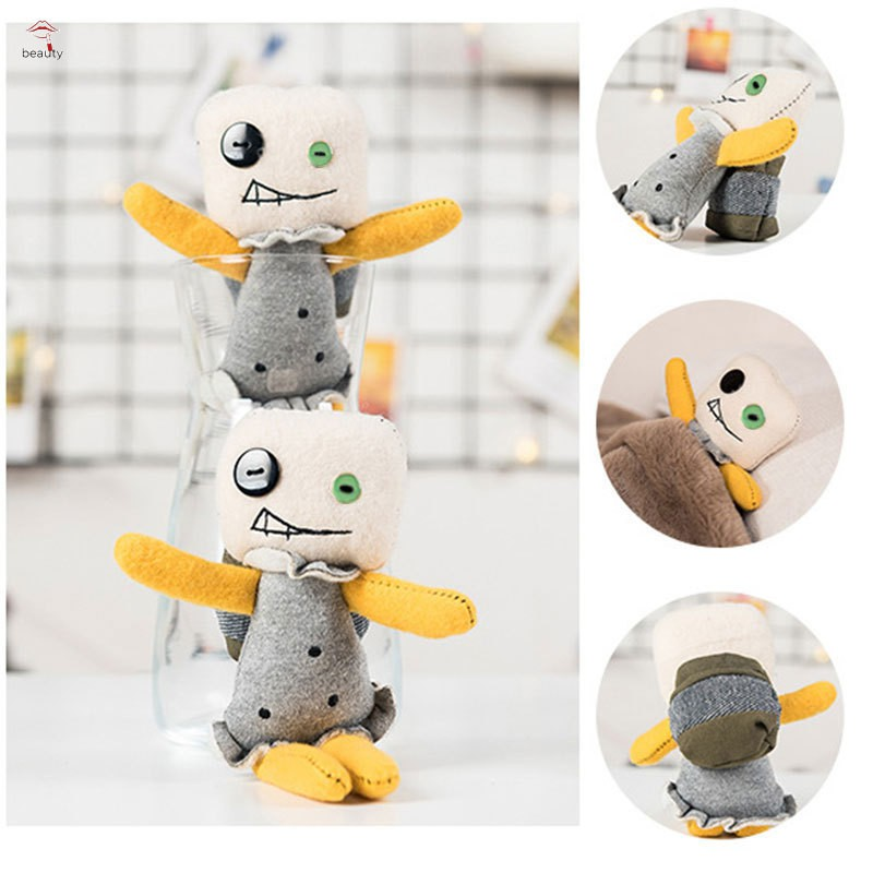 Ready Stock Korean Drama It's Okay to Not Be Okay Nightmare Plush Doll Mang Tae Stuffed Toy Decor