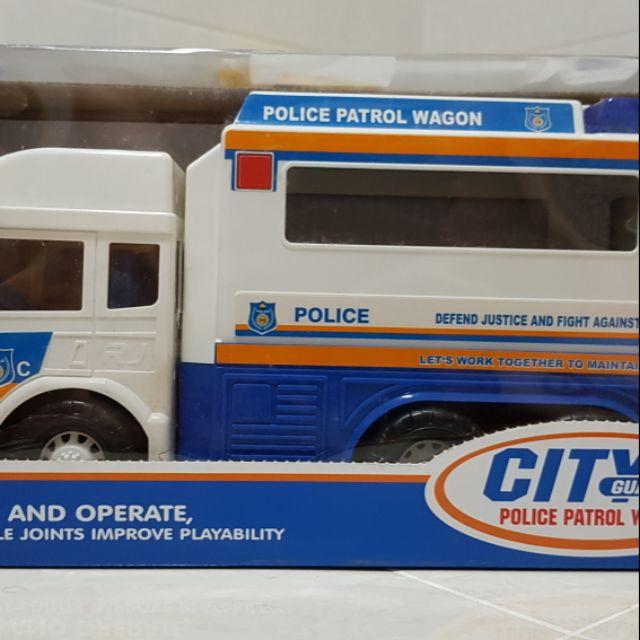 Xe cảnh sát RJ6652