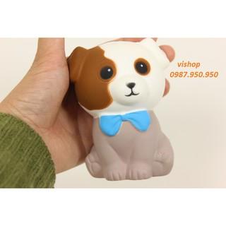 SquiShy chó cún đốm | botmau0654