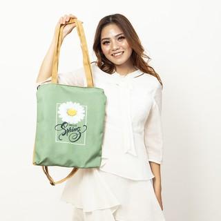 Shop chọn mẫu ngẫu nhiên Túi đeo chéo và tote 2 trong 1 cao cấp Local Brand Midori thumbnail
