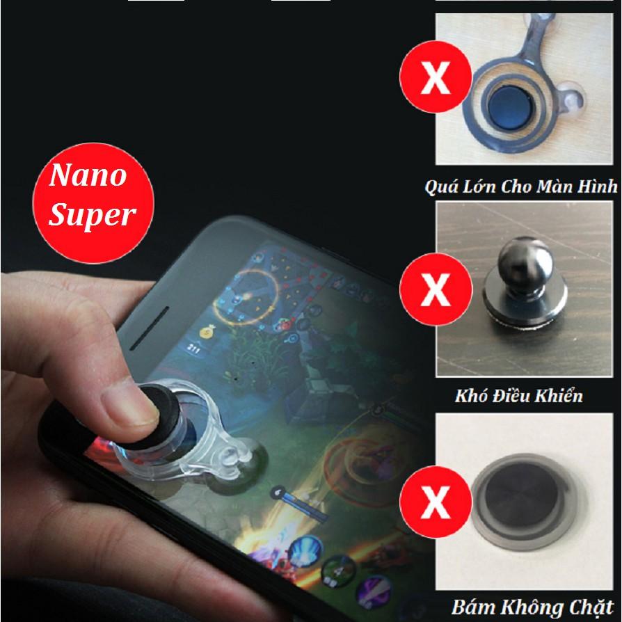 Nút chơi game - Joystick nano hỗ trợ chơi game trên điện thoại thông minh và máy tính bảng