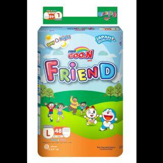 Bỉm quần Goon Friend L48