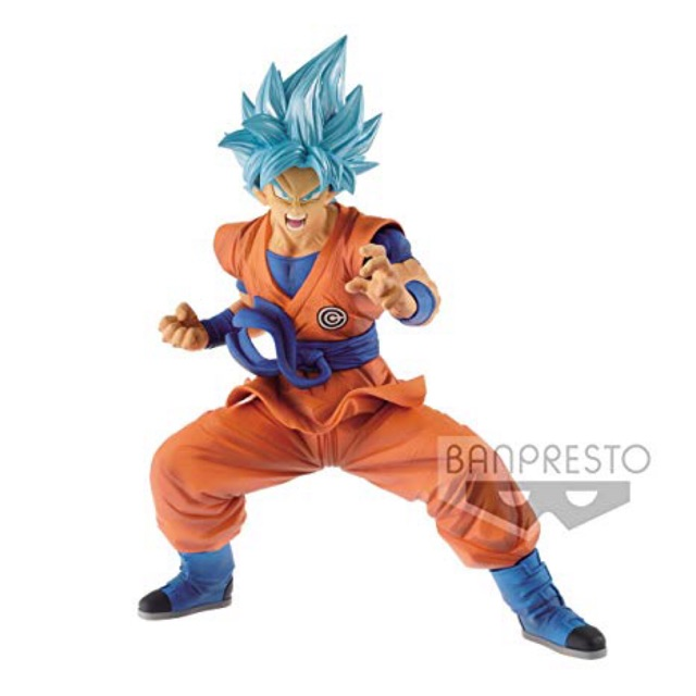 "Banpresto – Full box mô hình Dragon Ball ""Super Heroes"" Son Gokou"