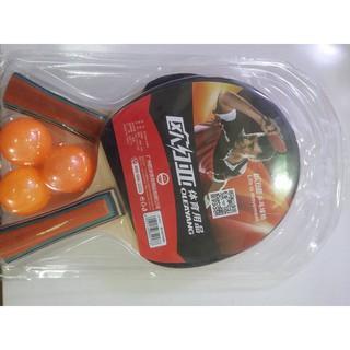 [Giá sập sàn]Bộ 2 vợt bóng bàn cao cấp kèm 3 bóng LX- 5417H3C