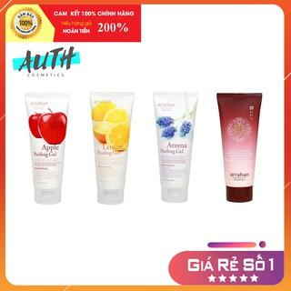Tẩy da chết dạng gel Arrahan hương chanh và táo 180ml Auth Hàn Quốc thumbnail