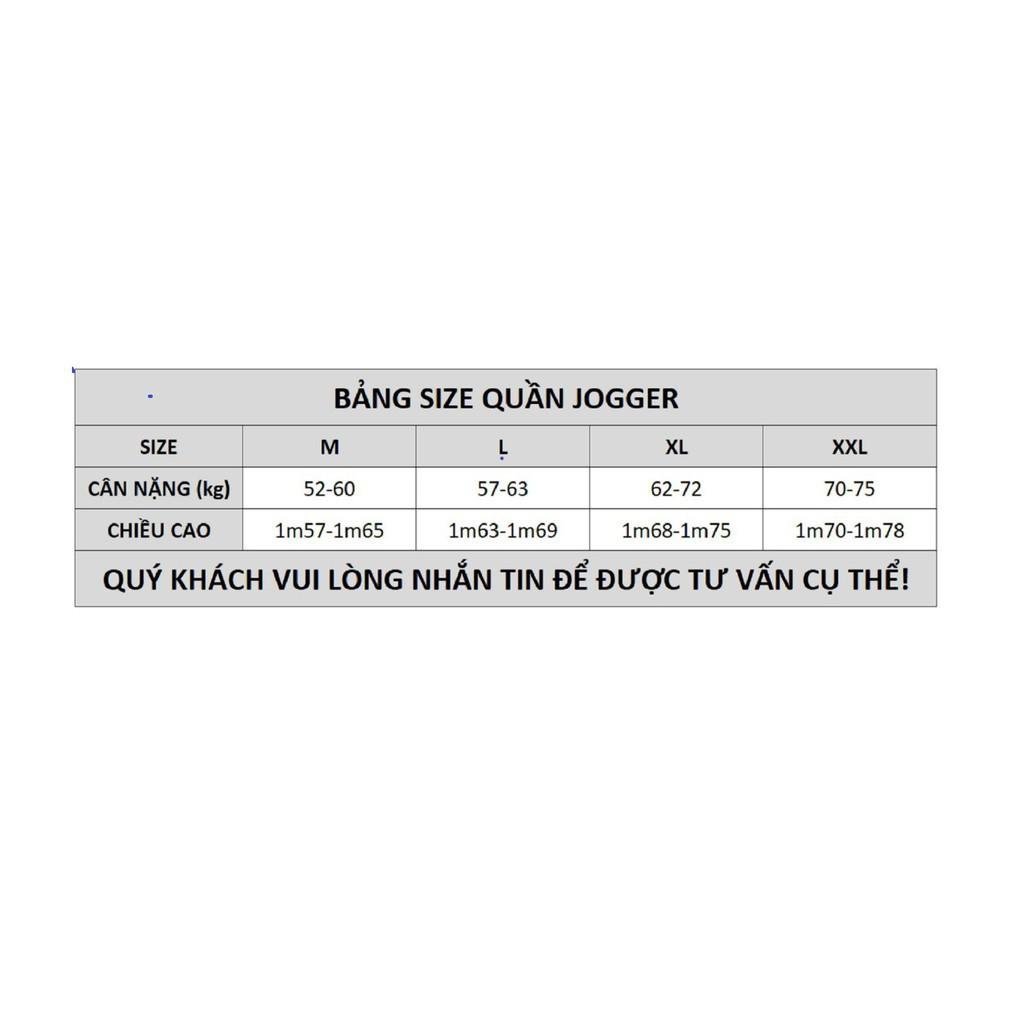 [Mã FASHIONT4MA2 giảm 10K đơn 50K] Quần Jogger Kaki Nam Ikemen Dáng Thể Thao Cao Cấp ( chất siêu đẹp )