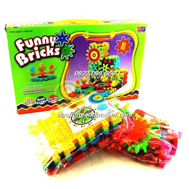 Bộ ghép hình sáng tạo Funny Bricks - 2671393 , 1198305898 , 322_1198305898 , 110000 , Bo-ghep-hinh-sang-tao-Funny-Bricks-322_1198305898 , shopee.vn , Bộ ghép hình sáng tạo Funny Bricks